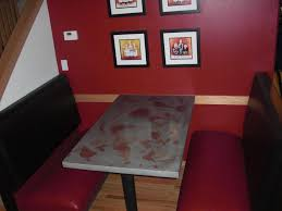 Kitchen Booth Table Sets by Booth Zombie Pic Kitchen Booth Table
