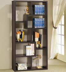 Staggered Bookshelves by Bookshelves Austin U0027s Furniture Depot