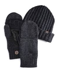 ugg gloves canada sale ugg convertible gloves and hat gift set 100 exclusive