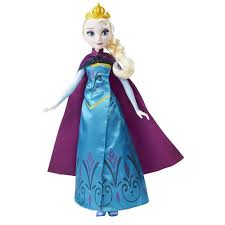 disney frozen royal reveal elsa doll disney