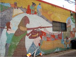 a guide to 51 neighborhood murals you must see right now 42 bezazian public library