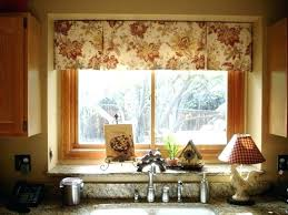 window ideas for kitchen kitchen bay window curtain ideas coachesforum co
