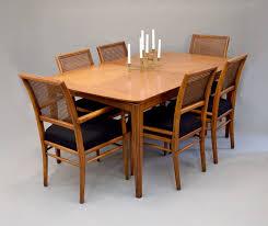 Henredon Dining Room Table by Mid Century Henredon