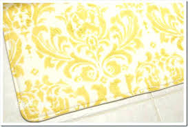 Gray And Yellow Kitchen Rugs Yellow And Gray Kitchen Rugs Kitchen Rugs Target Kitchen Shocking