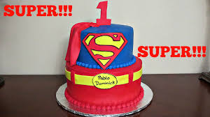 Superman Decoration Ideas by How To Make A Superman Fondant Logo Youtube