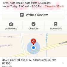 pep boys auto repair 4523 central ave nw westside