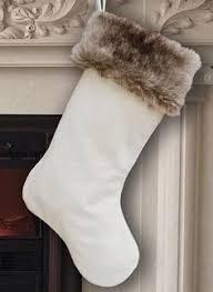 fur christmas monogrammed faux fur christmas want decor