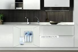 under sink water purifier water purifier in kitchen a multi stage under sink water filter best