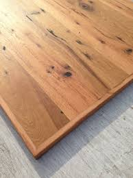 Making A Wood Plank Table Top by Reclaimed Wood Restaurant Tables
