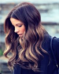 ecaille hair trends for 2015 hottest highlights for dark brown hair new haircuts to try for