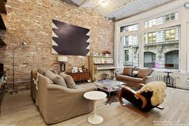 Brick Loft by A Flatiron Loft That U0027s Rocking Exposed Brick Asks 3 85 Million