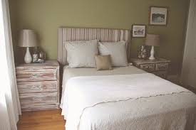 one guest room two ways beach inspired nightstands u2014 a simpler