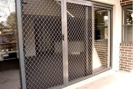 burglar door bars u0026 key awful patio security bars for sliding