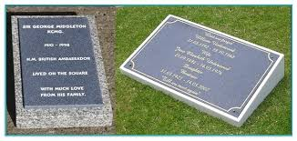 headstone cost cost of memorial plaques