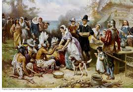 who are the pilgrims and how did they start thanksgiving al