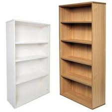 White Bookcase Melbourne Cupboards U0026 Shelving Timber Archives Officeway Office
