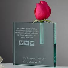 personalized keepsake a s personalized keepsake bud vase
