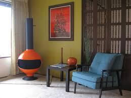 mid century modern fireplace u2013 interior design