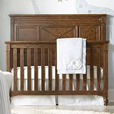 Palisades Convertible Crib by Cherry Wood Crib Cherry Solid Wood Crib Babi Italia Eastside
