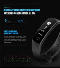 health bracelet with heart monitor images C07 smart band blood pressure heart rate monitor wrist watch jpg