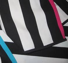 Ikea White Rug Ikea Myrlilja Black White Stripes Area Throw Rug Mat W Pink Blue