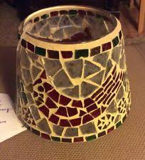 home interiors candle home interiors mosaic candle holders accessories ebay