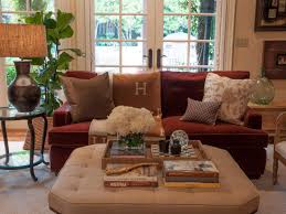 Using An Ottoman As A Coffee Table Furniture Amusing Tufted Ottoman Coffee Table And Modern