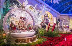 Botanical Gardens Bellagio by 10 Reasons To Visit Las Vegas This Christmas Season Slideshow