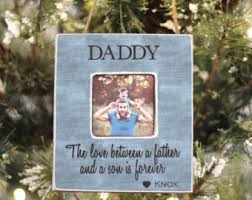 godparents ornament gift personalized photo ornament