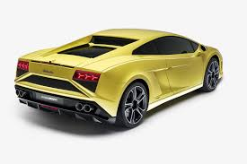 lamborghini back png 2013 lamborghini gallardo lp560 4 redesigned for paris