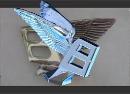 bentley ornament 3d print model cgtrader