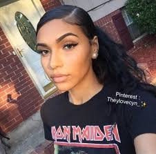 slick back weave hairstyles best 25 weave ponytail ideas on pinterest weave ponytail
