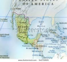 map of mexico cities mexico map stock images royalty free images vectors