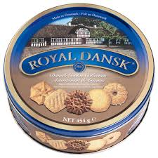 where to buy cookie tins buy royal dansk christmas wrap collection cookies tin 454g online