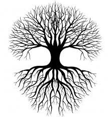 coloring pages tattoos simple tree roots coloring coloring pages tattoos pinterest