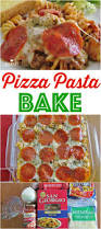 pizza pasta bake recipe from the country cook country cook