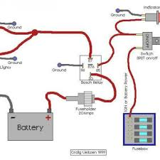 likeable 5 pin relay wiring diagram driving lights automotive 5