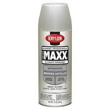 buy krylon shimmer metallic spray paint silver shimmer 12 ounce