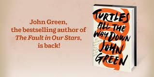 john green internationally bestselling author to publish new