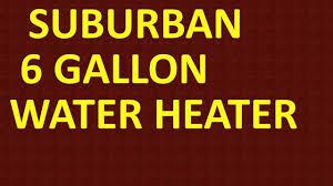 rv water heater heating element change youtube