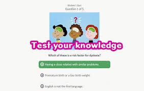 dyslexia training nessy uk