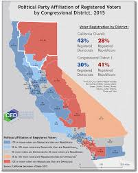 California State Map Map Of The Month Center For Economic Development