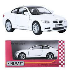 bmw m3 miniature kinsmart 1 36 bmw m3 white display mini car miniature car ebay