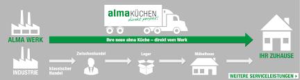 alma küche alma küchenhersteller küchen direkt vom hersteller kaufen