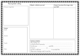 describing a setting by hpoirot teaching resources tes