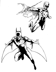 batman beyond coloring pages 28 images batman beyond coloring
