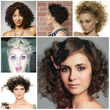 2016 trendy hairstyles for naturally curly hair 2017 haircuts