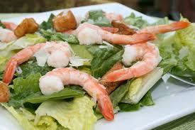 Salad Main Dish - five ingredient main dish salad light shrimp caesar salad great