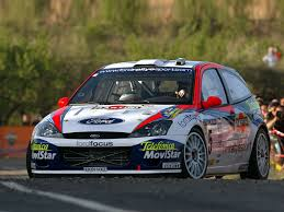 ford focus mk i rs wrc01 racing cars