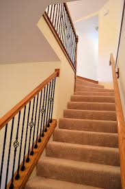 Metal Stair Banister Top Stair Spindles Latest Door U0026 Stair Design
